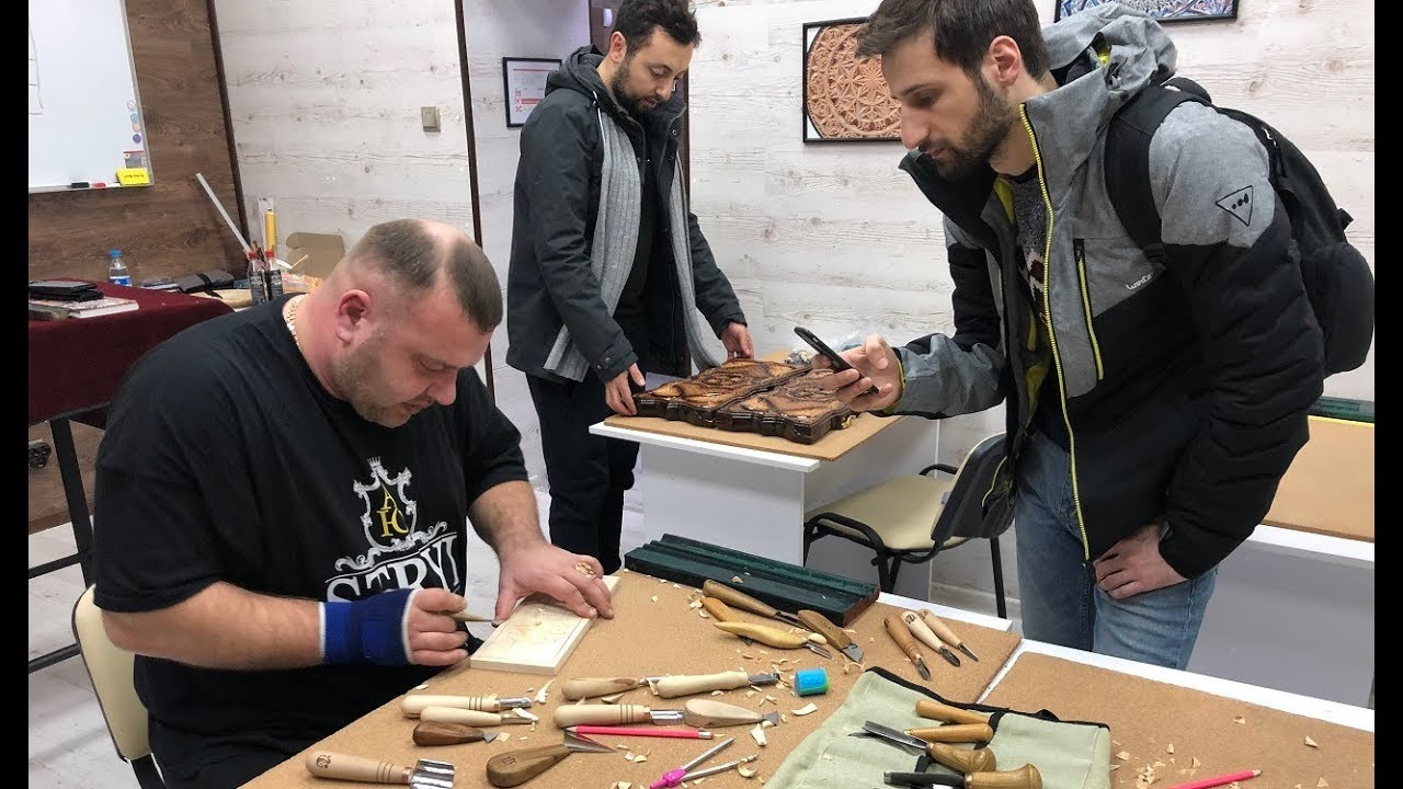 Wood carving Ukraine - Turkey Online. Welcome Hannover, Germany 27-31 May
