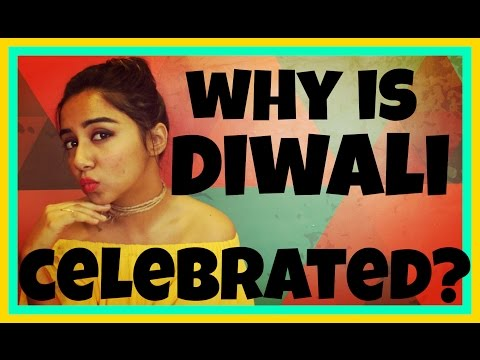 Why Is Diwali Cele Ted