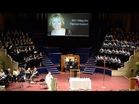 Ann Maguire's sisters pay tribute to murdered teacher