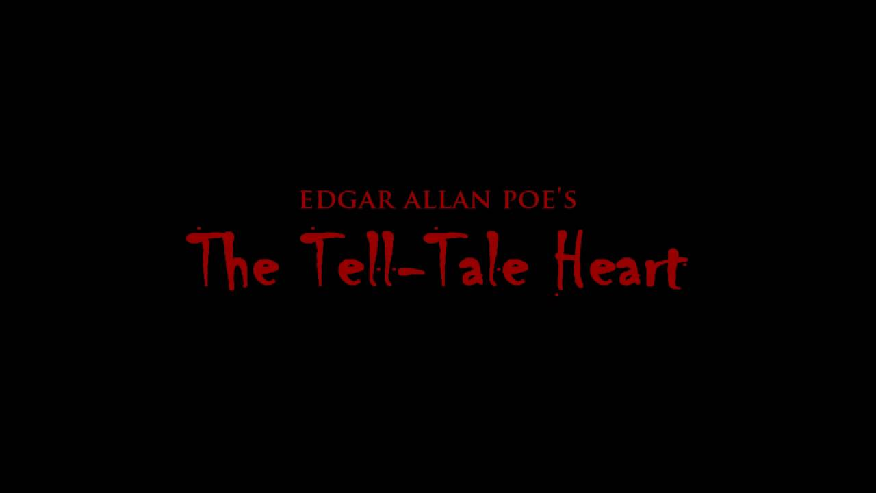 edgar allen poe tell tale heart essay The tell-tale heart: edgar allan poe biography 4 the tell-tale heart: summary 5 the tell-tale heart: characters 6 the tell-tale heart: essays and criticism ♦ the first-person narrative viewpoint in the tell-tale heart.