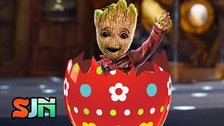 Guardians of the Galaxy Vol. 2 Easter Eggs