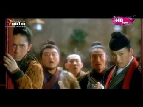 Phim hành động hài hước Thiên hạ vô song Triệu Vi