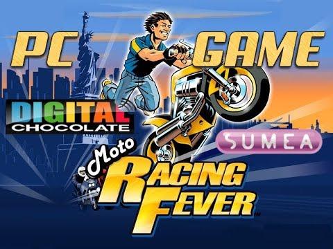 Moto Racing Fever PC GAME (Digital Chocolate 2008 Year) FULL WALKTHROUGH