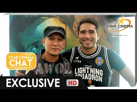 [FULL] Star Cinema Chat with Gerald Anderson and Direk Enzo Williams