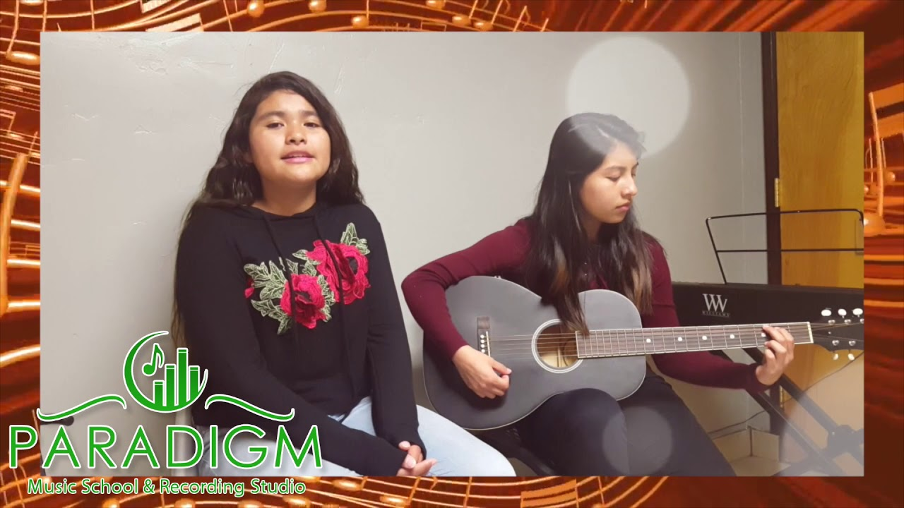 Lost Boy - Ruth B (Acoustic Guitar Cover), Paradigm Music School Students