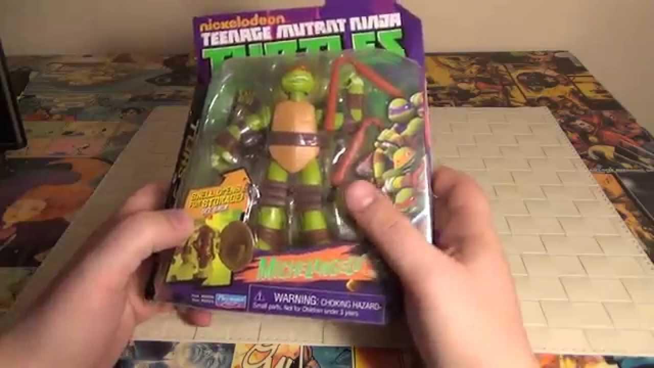Про черепашек ниндзя видео игрушки