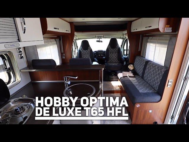 Hobby Optima De Luxe T65 HFL (2019)