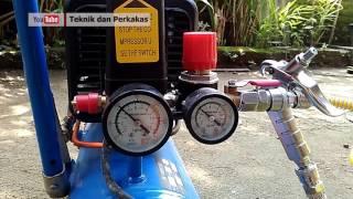 Kompresor / Compressor angin listrik Lakoni Imola 3/4 HP