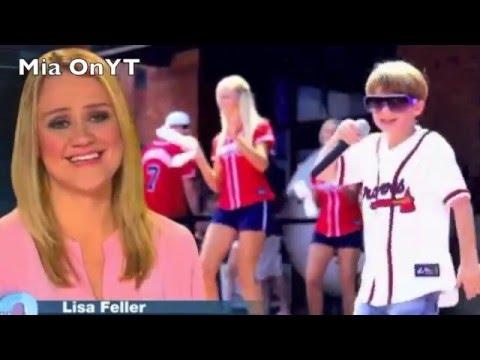 MattyB (MattyBRaps) on german television March 23rd 2016