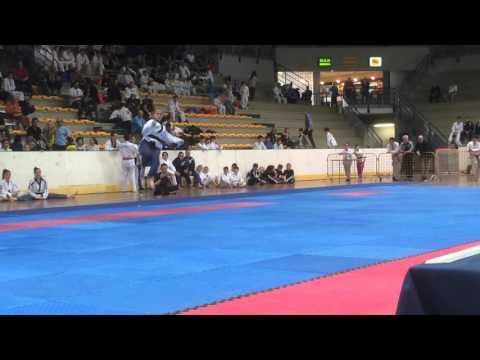 Coppa Chimera Poomsae Taekwondo Freestyle Oro Junior Femminile Taekyon Club Arezzo