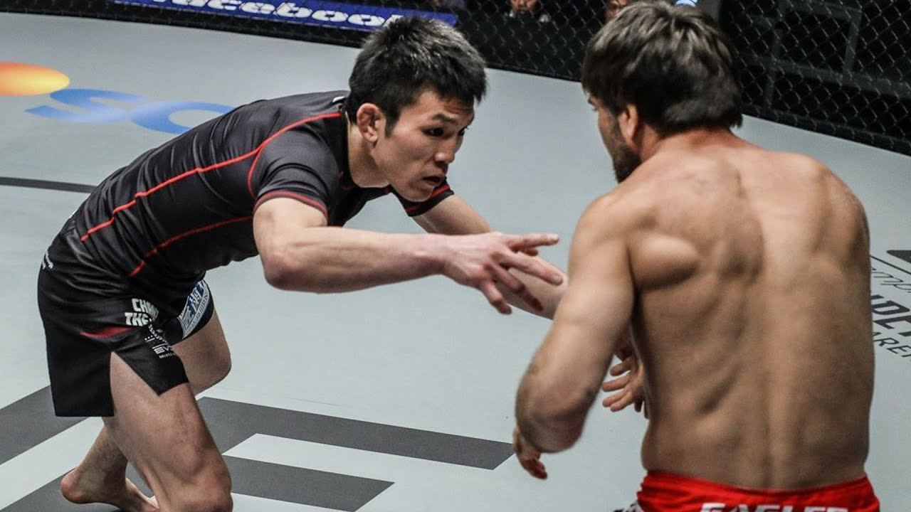 Shinya Aoki's LEGENDARY Ground Game