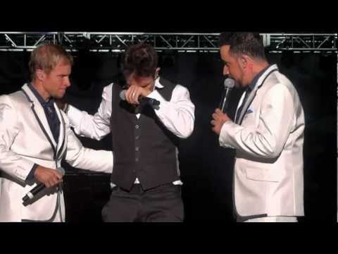 Joey McIntyre  Please Dont Go Girl feat AJ Brian, Frick Frack Bromance Nick Lapdance Grinding HD