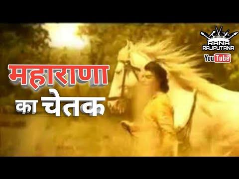 Song Dedicated to MahaRana Pratap's Great Horse Chetak | Must watch | RANA RAJPUTANA