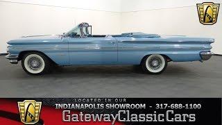 1960 Pontiac Bonneville - Gateway Classic Cars Indianapolis - #670 NDY