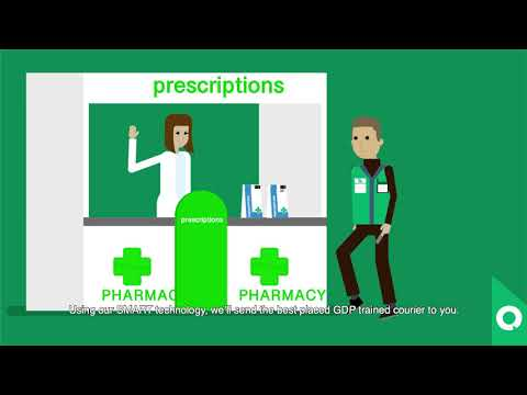 Why pharmacies need to shake up delivery