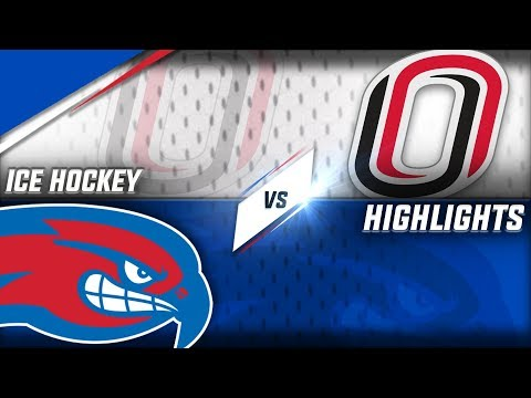 Ice Hockey: UMass Lowell vs. Omaha