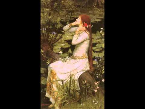 Ambroise Thomas - HAMLET - Mad Scene of Ophélie: