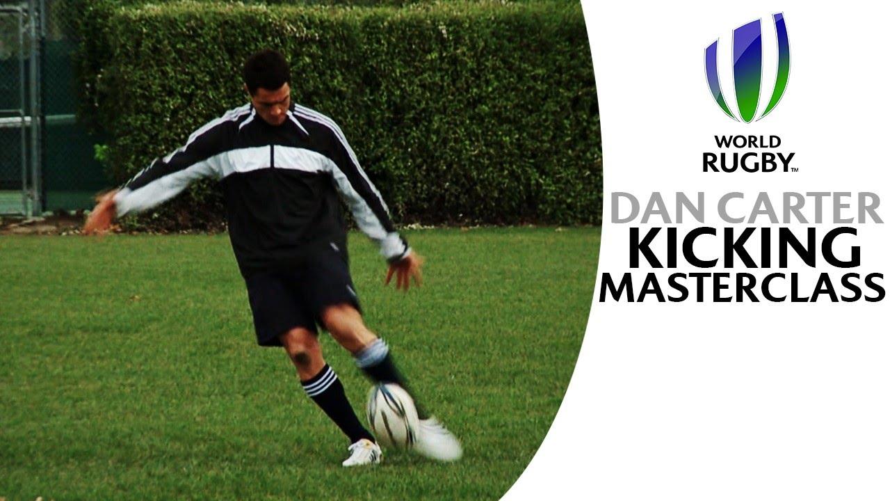 Dan Carter's drop-kicking masterclass