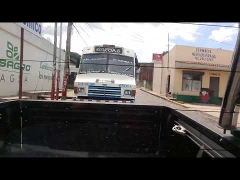 AUTOBUS DINA CASA SUPER EXPRESSO EN NICARAGUA