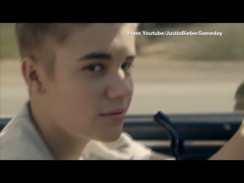 Justin Bieber's 'Girlfriend' Perfume Ad
