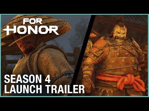 For Honor: Season 4 - Order & Havoc Launch Trailer | Tribute Gameplay | Ubisoft [NA]