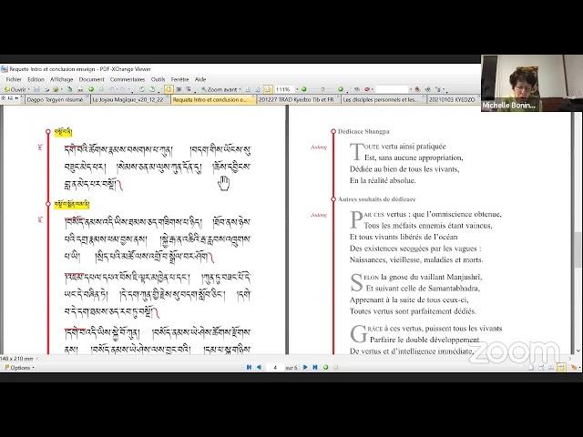 Enseignement préparation L3C3