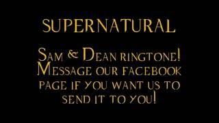 Sam & Dean Ringtone