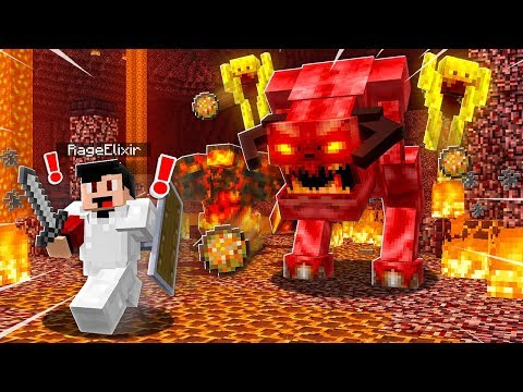 I FOUND THIS IN THE NETHER DIMENSION! (Realms SMP - Episode 3)