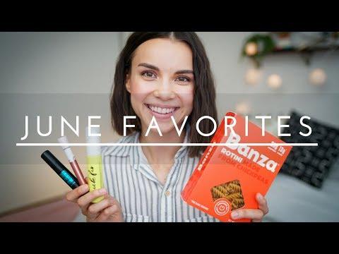 June Favorites 2018: Skincare, Makeup, TV + More | Ingrid Nilsen