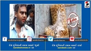 Reality Check: Sandesh News Inspects all the Pani Puri Stalls …