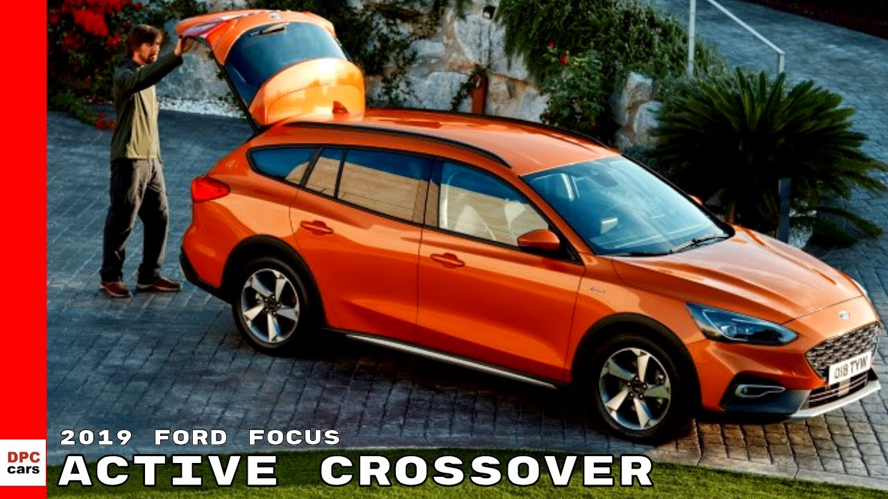 2019 ford focus active crossover wagon youtube. Black Bedroom Furniture Sets. Home Design Ideas