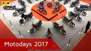La rivoluzione delle Maxi Moto anni Settanta. MotoDays 2017