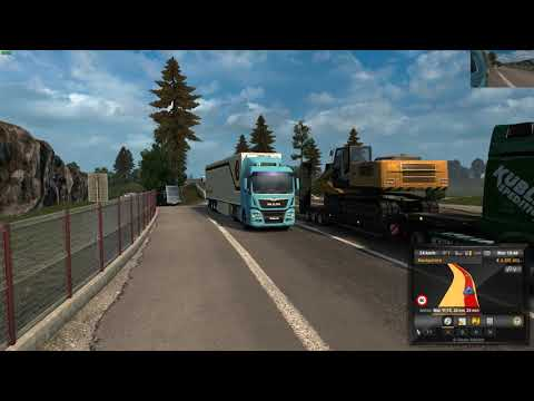 Euro Truck Simulator 2 (1.30) Trailers and Cargo Pack by Jazzycat v 6.8 + DLC's & Mods