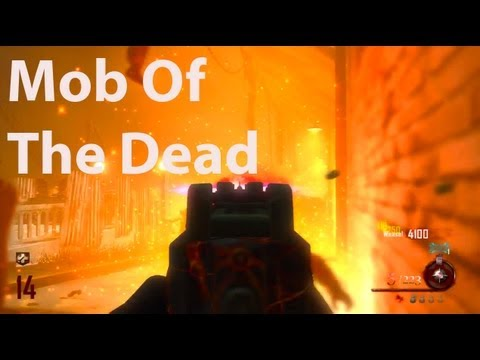 Ultimate Guide to Mob of The Dead  Walkthrough All Buildables