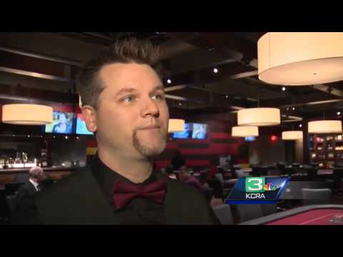 New gambling hall opens In Citrus Heights.