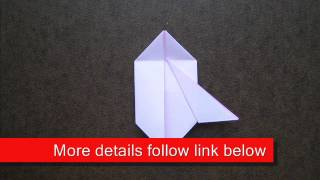 How To Make An Easy Origami Inflatable Rabbit