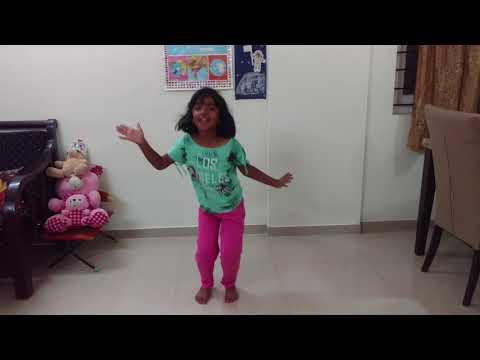 Satvi dances for her favorite song: Sa sing the sunflower