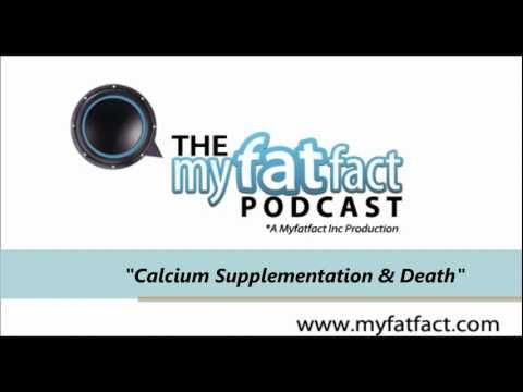 Dangers of Calcium Supplements