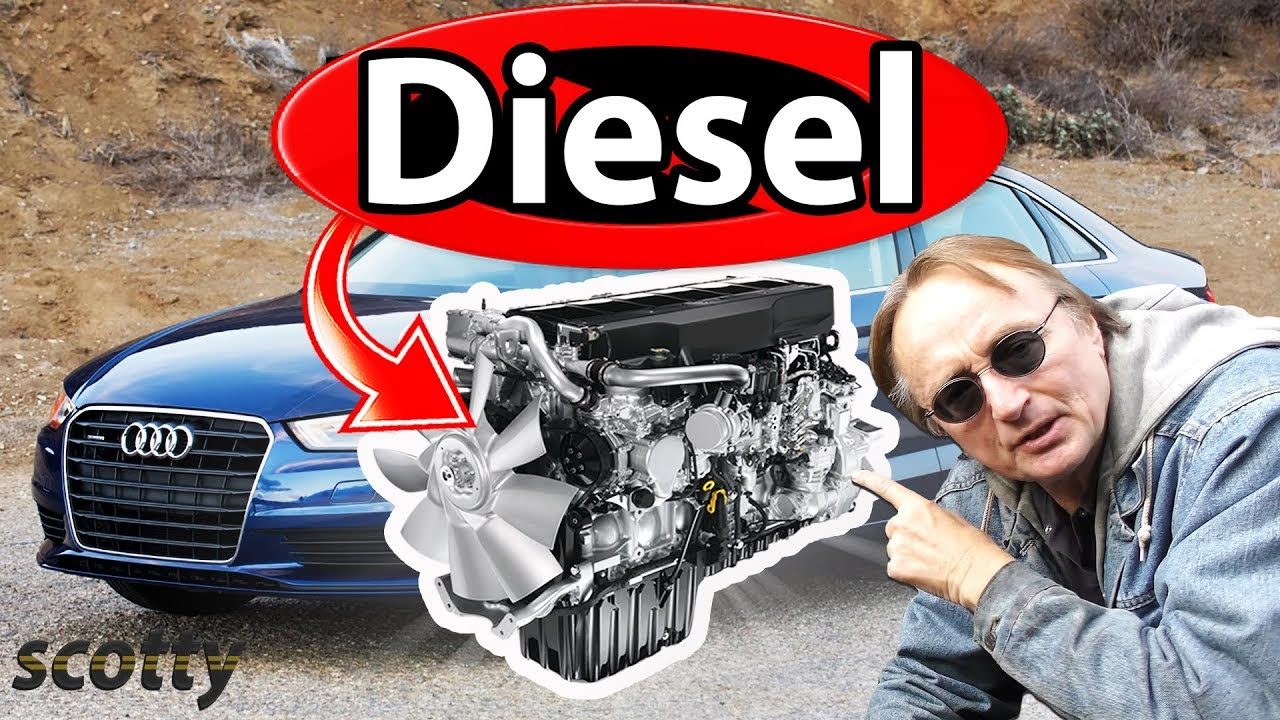 Why Not To Buy A Diesel Car  Diesel Vs Gasoline Engine