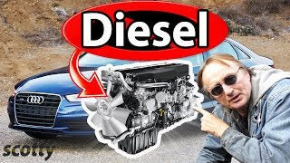 Why Not to Buy a Diesel Car (Diesel vs Gasoline Engine)