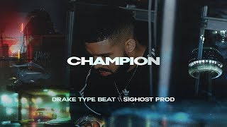 • Champion • Drake ft Meek Mill Type Beat 2018 • New Trap Rap Instrumental Video