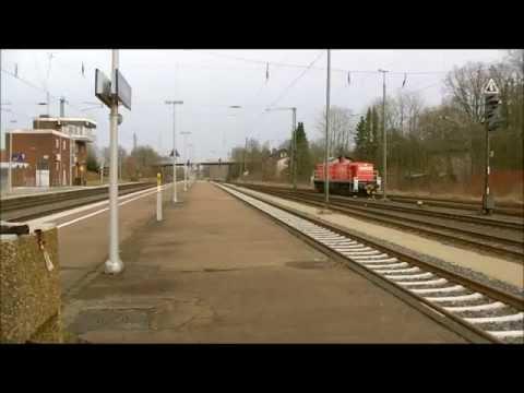 Fahrbetrieb in Hasbergen 2