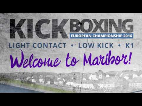 WAKO Kickboxing Maribor, Slovenia - 28/10/2016 camera 2 Live Stream (RING 2 AND 3)