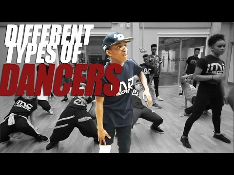 20 Types Of Dancers - IMD Legion