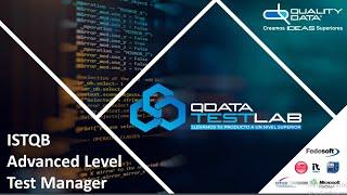 Clase Virtual ISTQB Test Manager Proceso de Pruebas Quality Data