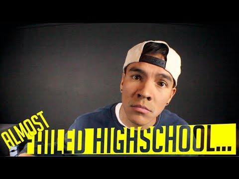 ALMOST FAILED HIGHSCHOOL