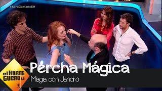 Cristina Castaño descubre el truco de Jandro  - El Hormiguero 3.0