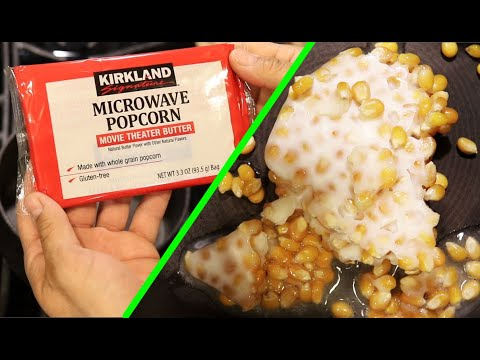 how to make microwave popcorn on the stove kettle corn
