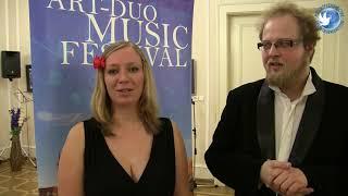 Концерт, посвященный памяти чешского пианиста Ивана Моравца в РЦНК в Праге