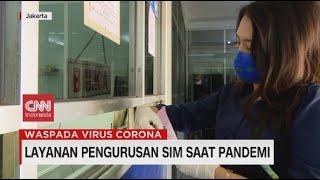 Layanan Pengurusan SIM Saat Pandemi